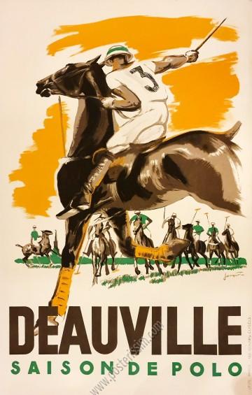 Deauville : Saison de polo