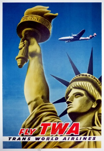 Fly TWA : Trans World Airlines