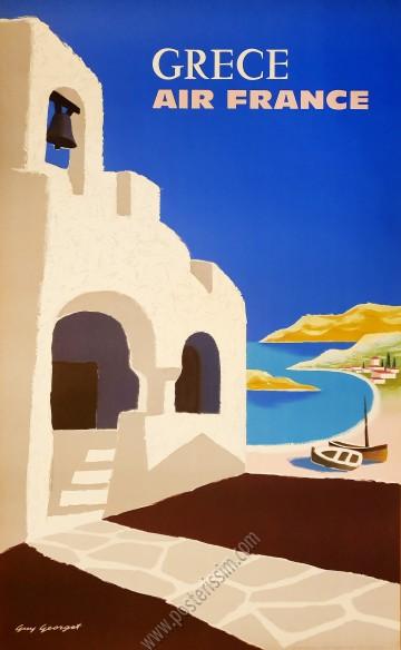 Air France : Grèce