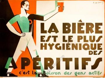 La bière, boisson hygiénique