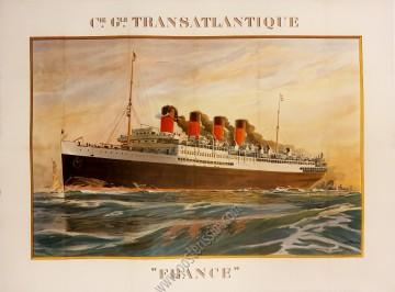 Compagnie générale transatlantique : France