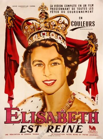 Elisabeth est reine