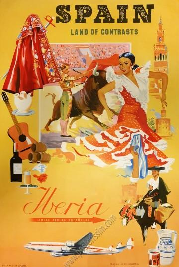 Iberia : Spain