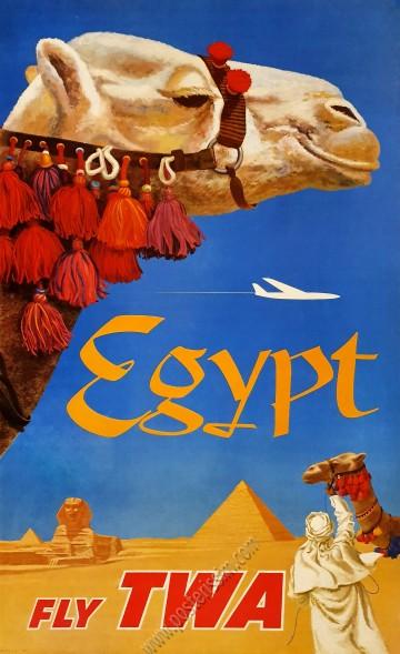 TWA : Egypt
