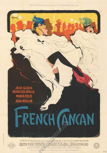 French Cancan (B)