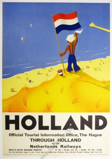 Holland, Netherland Railways