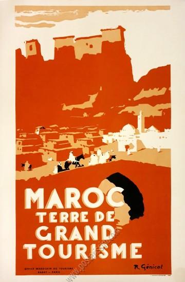 Maroc, terre de grand toursime