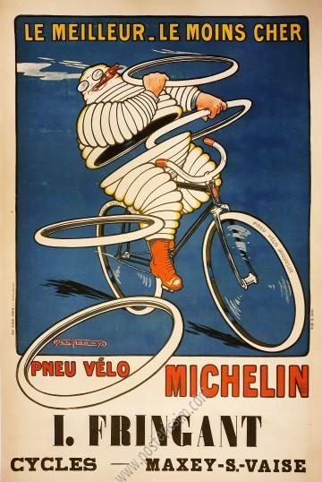 Pneu vélo Michelin
