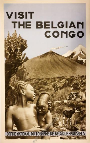 Visit the Belgian Congo