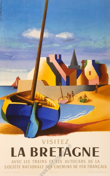 Visitez la Bretagne