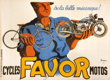 Cycles et motos Favor