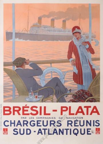 Brésil-Plata