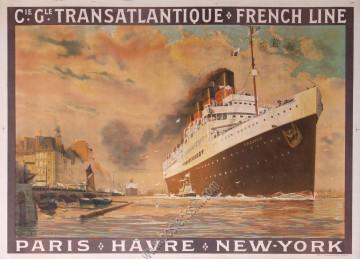 CGT Paris-Le Havre-New York
