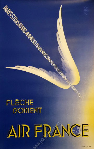 Air France : Flèche d'Orient