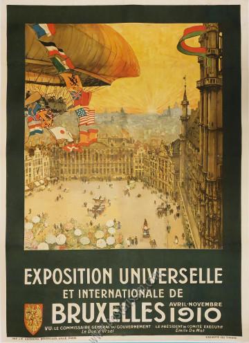 Exposition Universelle de Bruxelles 1910