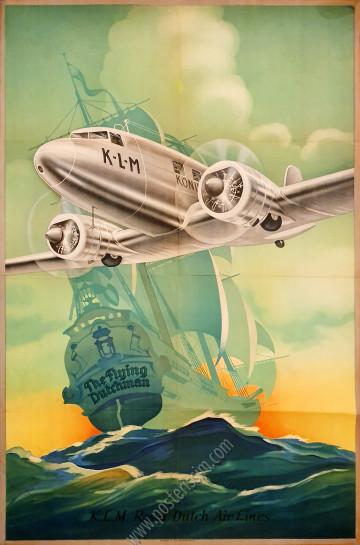 KLM : The Flying Dutchman