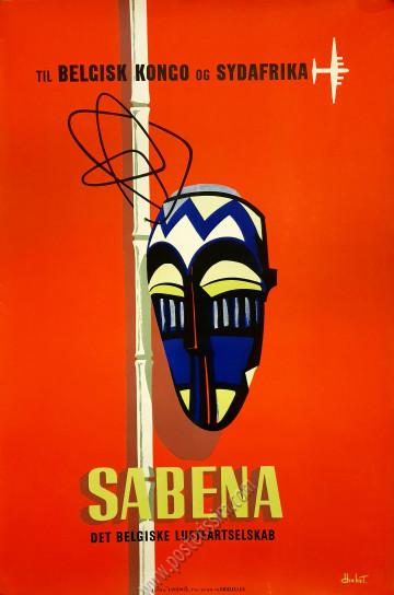 Sabena : Congo Belge