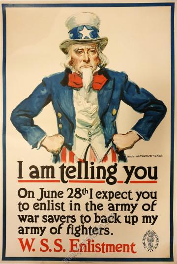 WSS Enlistment : I am telling you