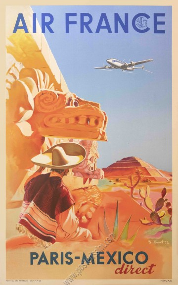 Air France - Paris Mexico Direct