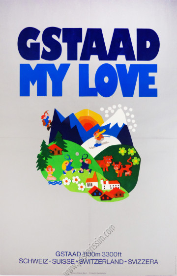 Gstaad my love