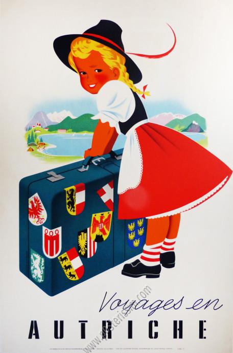 Voyages en Autriche