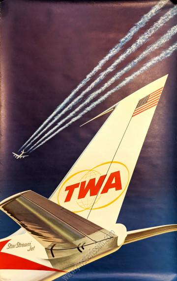 Fly TWA : Star Stream Jet