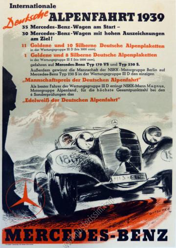Grand Prix Mercedes-Benz 1939