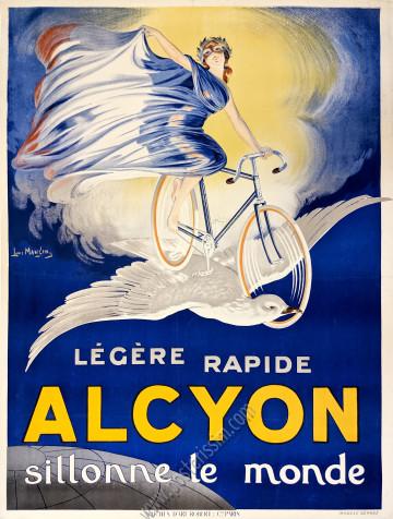 Alcyon sillonne le monde