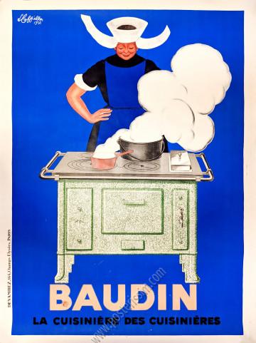 Baudin, la cuisinière des cuisinières