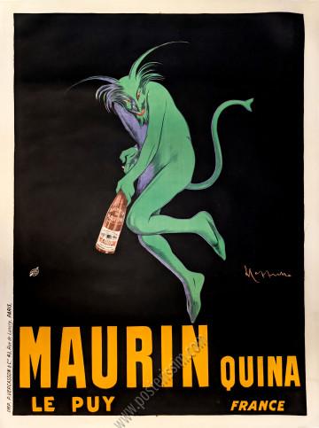 Maurin Quina - Le Diable vert