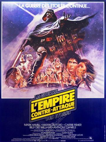 L'Empire contre attaque