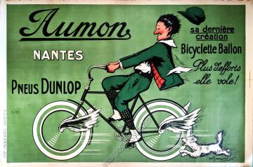 Aumon : Pneus Dunlop