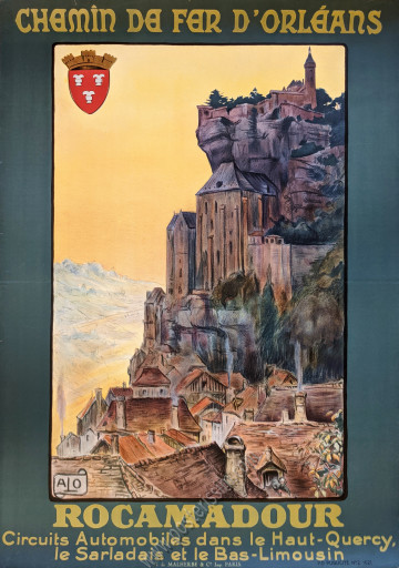 Chemins de fer d'Orléans : Rocamadour