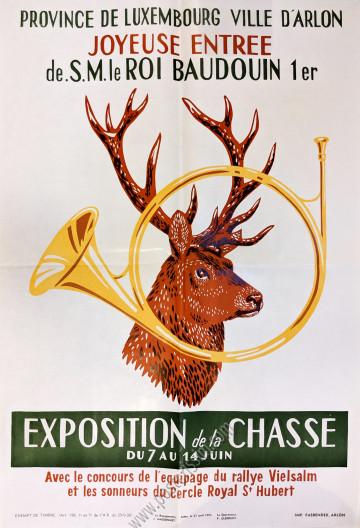 Arlon : Exposition de la Chasse