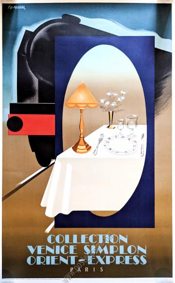 Orient Express : Collection Venice Simplon, Paris