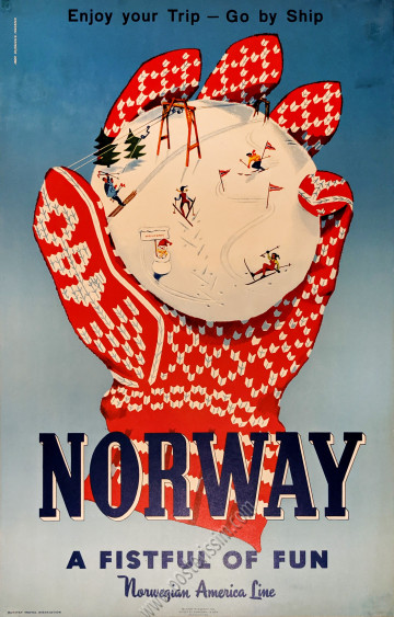 Norway : A fistful of fun