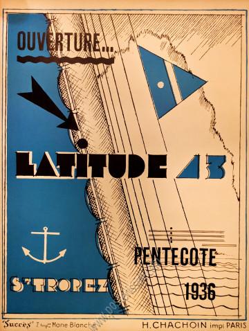 Saint Tropez - Latitude 43