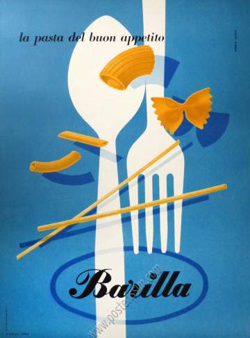Barilla - La pasta del buon appetito