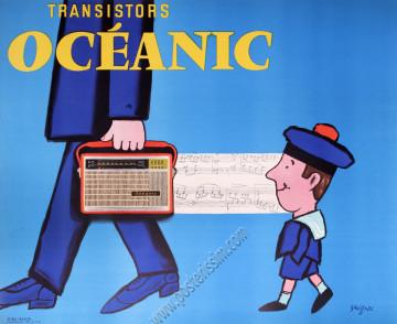 Transistors Océanic