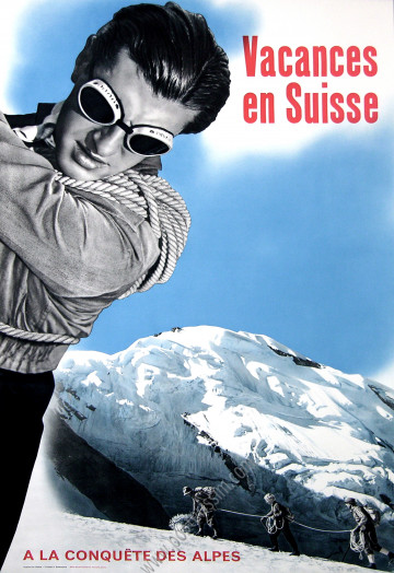Vacances en Suisse : À la conquète des Alpes