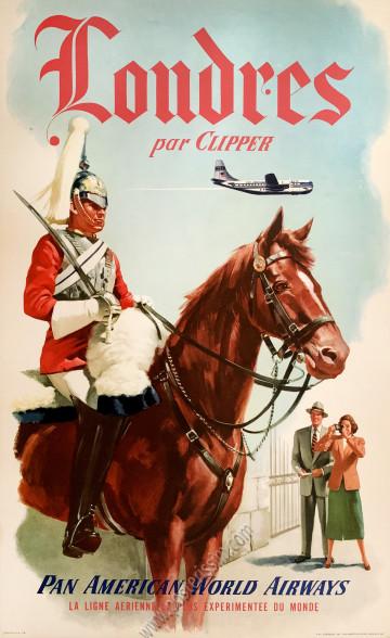 Pan Am : Londres par Clipper