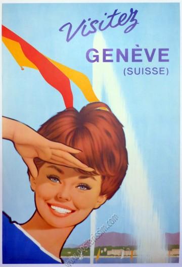 Visitez Genève (Suisse)