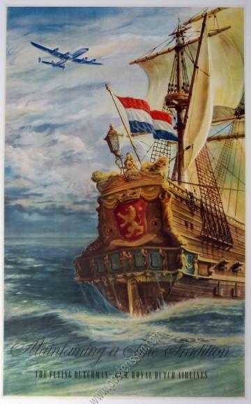 The Flying Dutchman, KLM