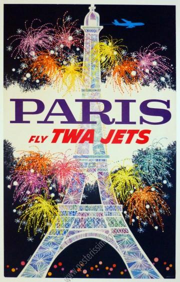 Paris Fly TWA Jets