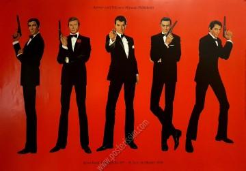 Die Welt des 007