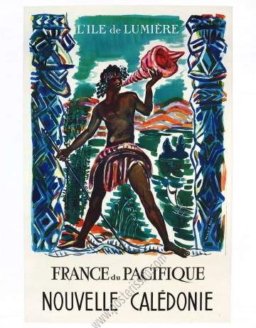 France du Pacifique, Nouvelle Calédonie