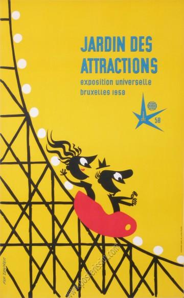 Jardin des Attractions