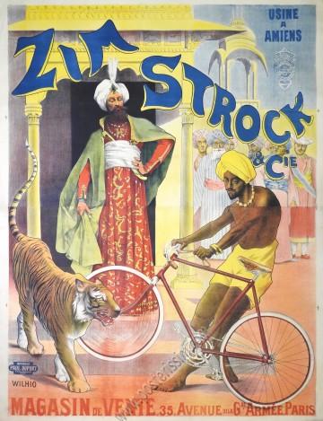 Vélos Zim Strock