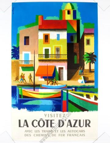 Visitez la Côte d'Azur
