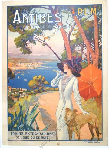 PLM : Antibes, Côte d'Azur